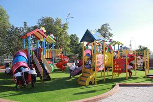 Hà Nội thiếu sân chơi cho trẻ em, tăng thêm nỗi lo mỗi dịp hè
