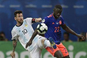 Messi cảm thấy 'đắng lòng' khi Argentina thua Colombia