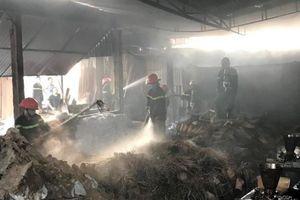 Liên tiếp xảy ra hai vụ cháy vào lúc rạng sáng ở Nghệ An
