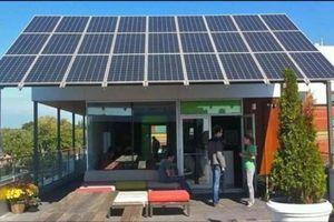 Năng lượng điện mặt trời cho gia đình và doanh nghiệp