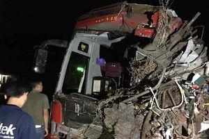 Danh tính 40 người chết, bị thương trong vụ tai nạn thảm khốc giữa xe khách và xe tải ở Hòa Bình