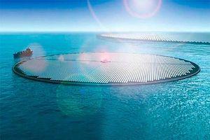 Xây đảo khổng lồ để 'biến' nước biển thành nhiên liệu