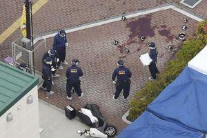 Nhật bắt giữ nghi phạm đâm cảnh sát rồi cướp súng