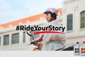 Ride Your Story- 'Tình thân' của người Việt với chiếc xe máy