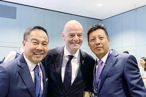Myanmar và Thái Lan đăng cai World Cup U-20?