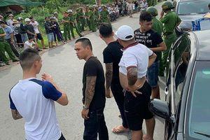 Bắt thêm đàn em Giang '36' vụ vây ô tô ở Đồng Nai