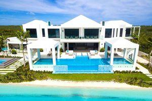 Biệt thự triệu USD với 33 phòng ngủ, nằm trên hòn đảo riêng