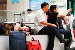 Hành khách VietJet bức xúc vì liên tục bị delay