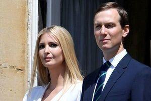 Vợ chồng con gái Tổng thống Trump kiếm tối đa 135 triệu USD năm 2018