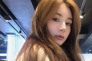 Vẻ đẹp như búp bê của cô gái Nga tới Hàn Quốc làm ca sĩ