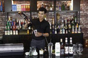 Bartender - nghề của sự sáng tạo