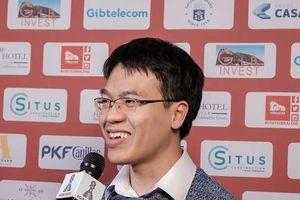Quang Liêm đăng quang giải cờ Vua châu Á ở Trung Quốc