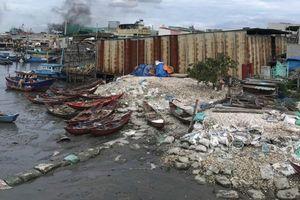 Dân than trời vì kênh ô nhiễm