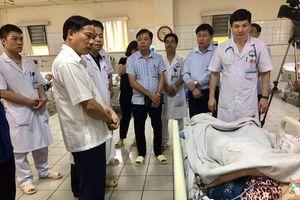 Tai nạn 40 người thương vong: Sức khỏe các nạn nhân ra sao?