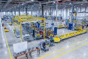 Xưởng sản xuất động cơ ô tô đầu tiên tại Việt Nam