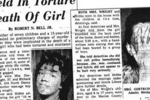 Vụ thi thể cô gái có hình xăm gây sốc: Cái chết đau đớn