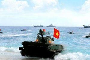 Chiến dịch đổ bộ đường biển lớn nhất Hải quân Việt Nam