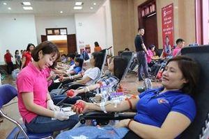 Lai Châu: Hàng nghìn người dân tham gia hiến máu tình nguyện