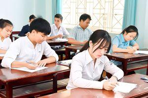 Hòa Bình lên kế hoạch dự phòng tình huống bất thường trong kỳ thi THPTQG