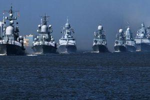 Biệt đội tàu chiến Nga sẽ đến bờ biển Venezuela