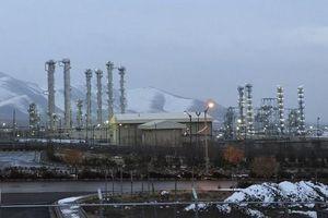 Iran tuyên bố phá vỡ giới hạn dự trữ uranium trong 10 ngày