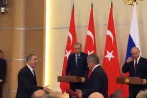 Thổ Nhĩ Kỳ đã đưa ra tối hậu thư bất ngờ cho Nga