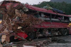Tai nạn 44 người thương vong: Xe tải không có dữ liệu tốc độ khi va chạm xe khách