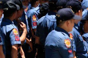 Hơn 2.100 cảnh sát Philippines bị điều tra vì dính líu ma túy, hoạt động phi pháp