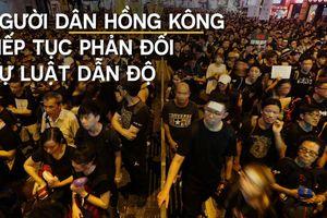 Đặc khu trưởng lên tiếng xin lỗi sau cuộc xuống đường lớn nhất Hồng Kông