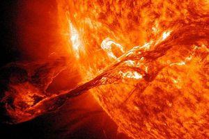 Ngày tận thế mang tên Bão Mặt trời?