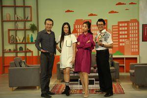 Diễn viên Đào Vân Anh đòi bỏ show để đi đón con