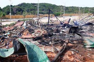 Thông tin mới về vụ nổ khiến 11 người thương vong ở Cam Ranh