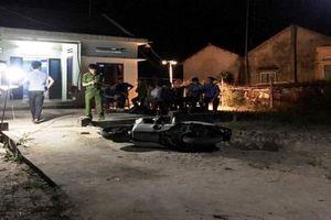Khởi tố vụ án truy sát 3 cha con thương vong ở Quảng Nam