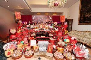Số tiền 'khủng' con gái vua cờ bạc Macao nhận tại lễ đính hôn