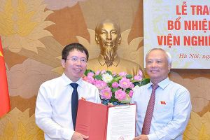 UB Thường vụ Quốc hội bổ nhiệm nhân sự mới