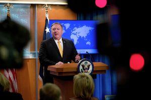 Tàu chở dầu bị tấn công ở vịnh Oman: Mỹ để ngỏ phương án quân sự với Iran