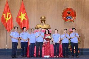 Công đoàn VKSND cấp cao tại Hà Nội tổ chức Đại hội khóa I, nhiệm kỳ 2019-2024