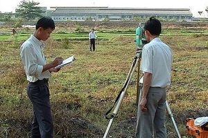 Thực hiện kiểm kê đất đai, lập bản đồ hiện trạng sử dụng đất năm 2019 từ 1/8
