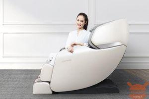Momoda Smart AI: Ghế massage toàn thân thông minh của Xiaomi, giá 950 USD