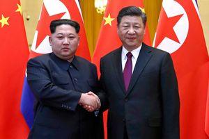Chủ tịch Trung Quốc Tập Cận Bình thăm chính thức Triều Tiên lần đầu tiên