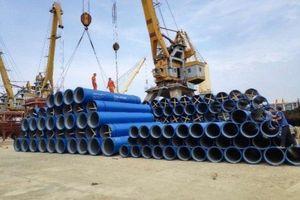 Ống gang cầu Xinxing có mặt ở nhiều dự án lớn