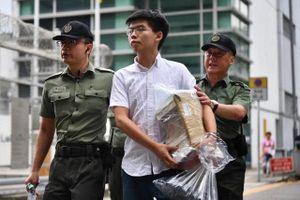 Hong Kong: Thủ lĩnh phong trào 'Ô dù' ra tù, tuyên bố sẽ biểu tình chống dự luật dẫn độ