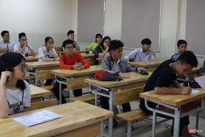 mở kênh tra cứu điểm thi vào lớp 10 và điểm thi THPT Quốc gia