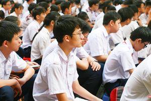 Giật mình với điểm chuẩn 'cực' thấp của trường THPT tại Thái Nguyên