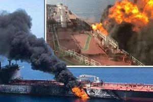 Vụ tấn công tàu chở dầu, Nga phản ứng cáo buộc của Mỹ nhằm vào Iran