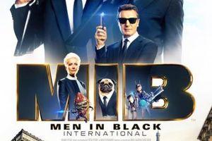 'Men in Black' tiếp tục sứ mệnh giải cứu thế giới