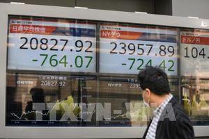 Chứng khoán Hong Kong dẫn đầu đà tăng trên TTCK châu Á