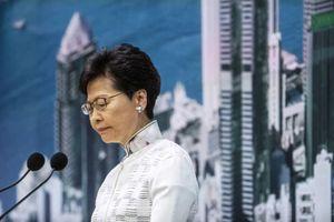 Đặc khu trưởng Hong Kong xin lỗi người dân về dự luật dẫn độ