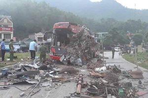 Tai nạn kinh hoàng ở Hòa Bình: 41 người thương vong, 1 phụ nữ chưa xác định được danh tính