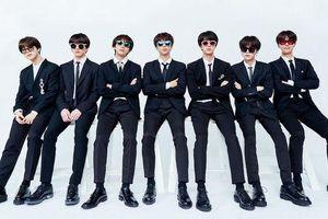 BTS vinh dự trở thành nghệ sĩ Hàn Quốc đầu tiên nhận giải thưởng Global Phenom tại Disney Radio Music Awards 2019